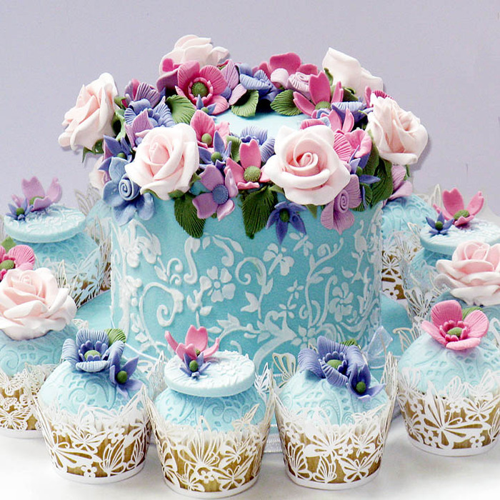 Cake Decorating Courses With The Creative Academy